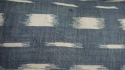 Indigo Flamme Cushion with Tassels - picture 2