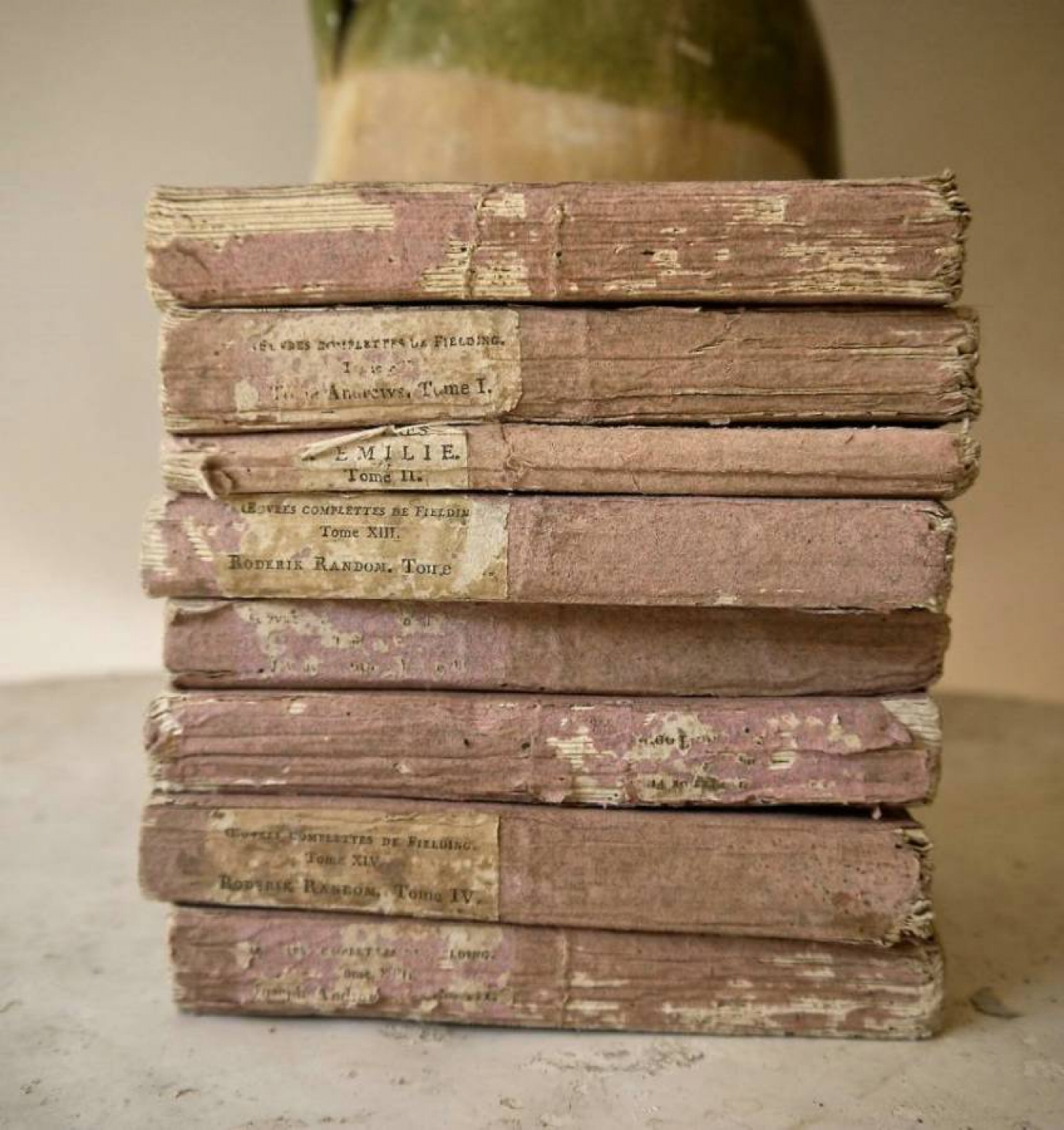 Pale Puce Books