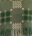 Welsh Blanket Cushion - picture 2