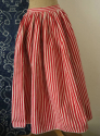 Red Striped Petticoat - picture 1