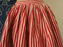 Red Striped Petticoat - picture 3