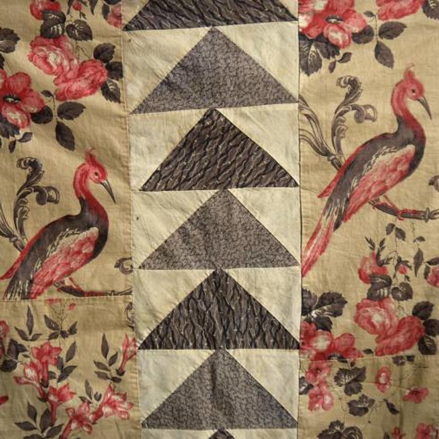 Bird patchwork