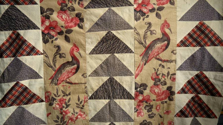 Bird patchwork