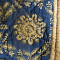 Saffron and Indigo Empire quilt - picture 3