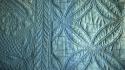 Pale Blue Quilt - picture 1