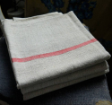 Heavy Hemp cloths - picture 2
