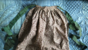 Baby`s Silk Apron - picture 1