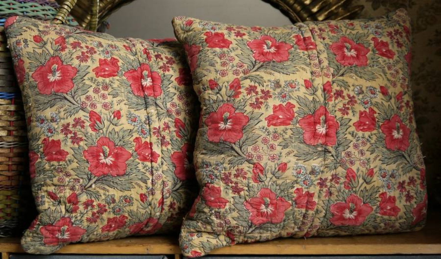 Quilted Cushion