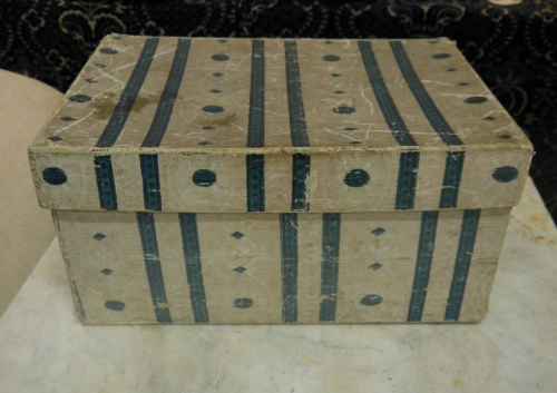 Papier peinte Box