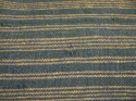 Striped Indigo Cushion - picture 3