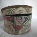 Linen Covered Box - picture 1