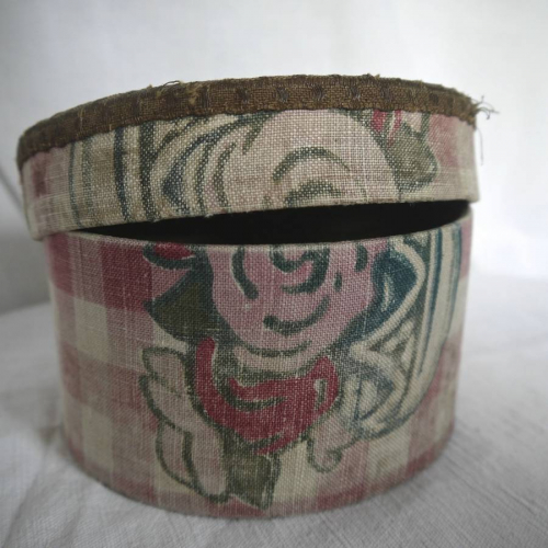Linen Covered Box