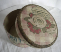 Linen Covered Box - picture 2