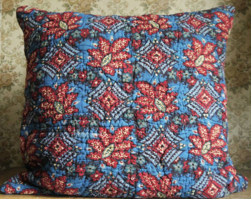 Block Printed Cushions