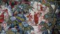 Chinoiserie printed linen - picture 2
