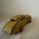 Yellow car - picture 4