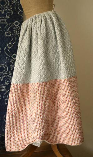 18th century Petticoat