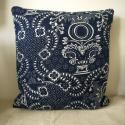 Indigo Resist Cushion - picture 1