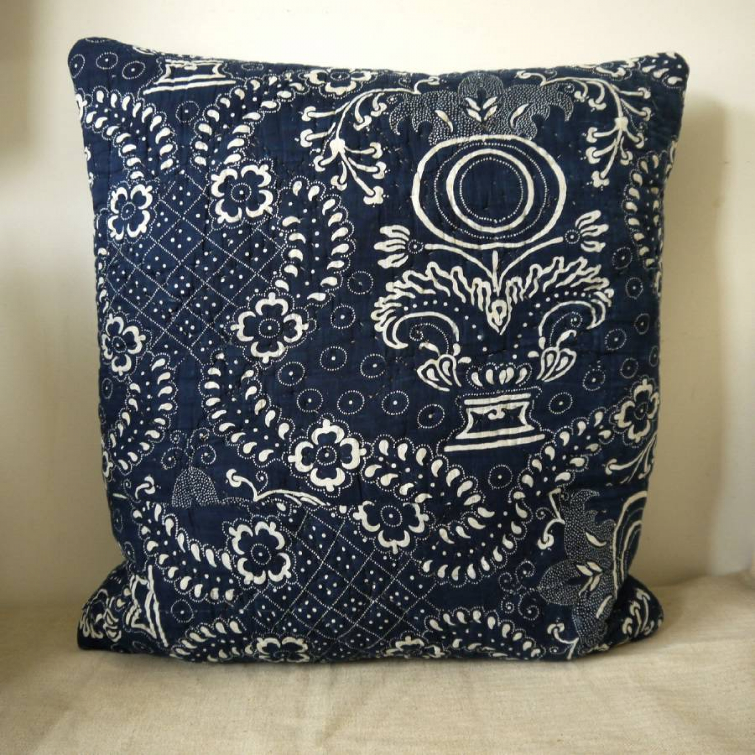 Indigo Resist Cushion