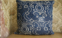 Toile de Nimes cushion - picture 2