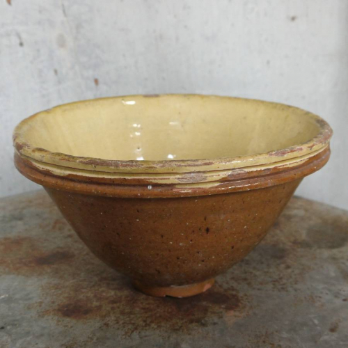 Small Yellow Bowl