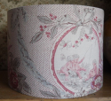 French linen lampshade - picture 2