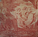 18th century English toile - picture 1