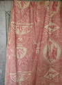 A pair of Toile de Jouy Curtains - picture 5