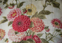 Circa 1870s French printed wool length - picture 1