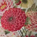 Circa 1870s French printed wool length - picture 2