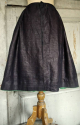 Glazed Indigo Skirt - picture 2