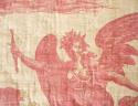 Circa 1790`s toile de Nantes quilt - picture 1