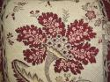 'La Cornue Fleurie' 18thc French Cushion - picture 2