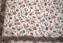 18th century French Blockprinted Cotton Quilt - picture 4