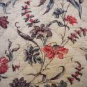 18th century French Blockprinted Cotton Quilt - picture 5
