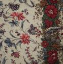 18th century French Blockprinted Cotton Quilt - picture 7