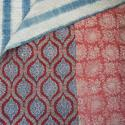 18th century French Blockprinted Quilt - picture 10