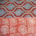 18th century French Blockprinted Quilt - picture 11