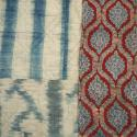 18th century French Blockprinted Quilt - picture 3