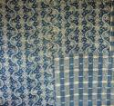 18th century French Indigo Resist Quilt - picture 2