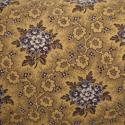19th centruy French Purple Floral Cushion - picture 2