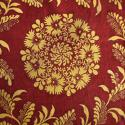 French Empire Saffron Cotton Panel - picture 5
