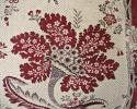 C.1790s  French 'La Corne Fleurie' Cushion - picture 2