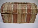 Early 19th century  French wallpaper covered box - picture 9