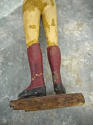 Early 19th century Italian painted paier mache figure - picture 6