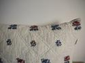 18th century French wool woven on  linen cushion - picture 4