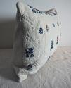 18th century French wool woven on  linen cushion - picture 5