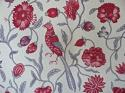 Early 20th century French birds and flowers linen - picture 4