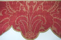 Pair of 18th century French silk damask pelmets - picture 7