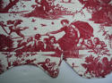 18th century French Toile de Nantes 'Le Char d'Aurore' - picture 4